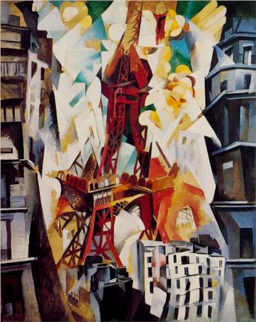 Lipstick And Tuks Diary Of Fallen Star Analysis Robert Delaunay