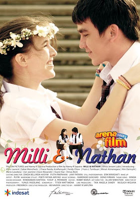 Film MILLI dan NATHAN - Video Trailer Film MILLI dan NATHAN