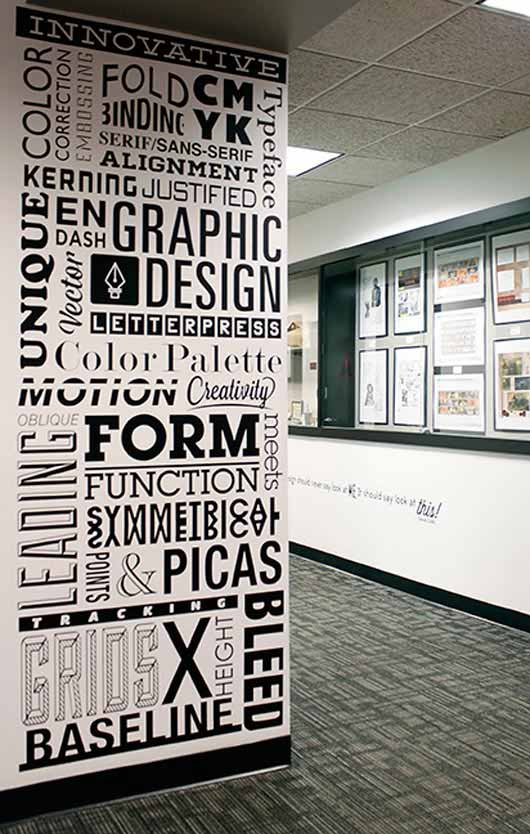 these typographic wall art - photo #2