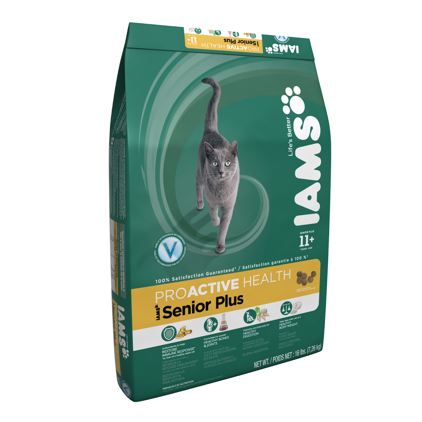 Is Iams Cat Food Really Better