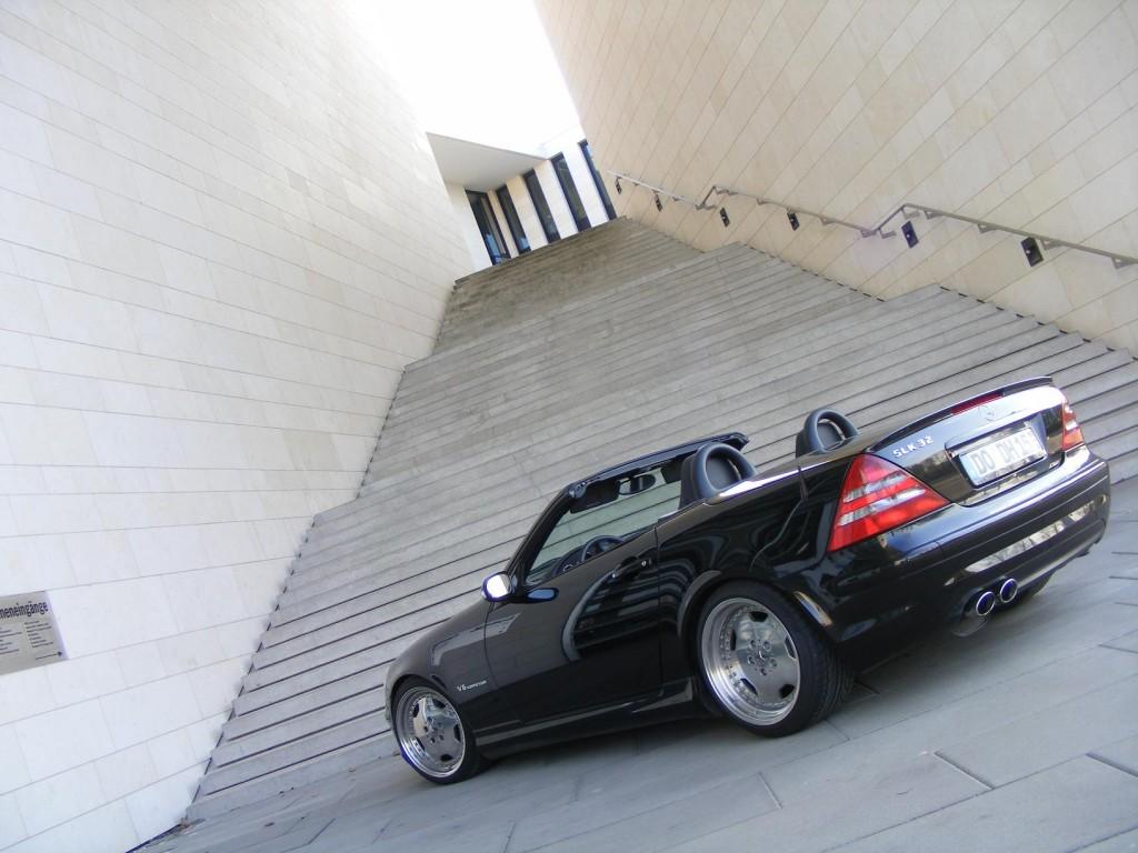 Mercedes-Benz SLK32 AMG R170
