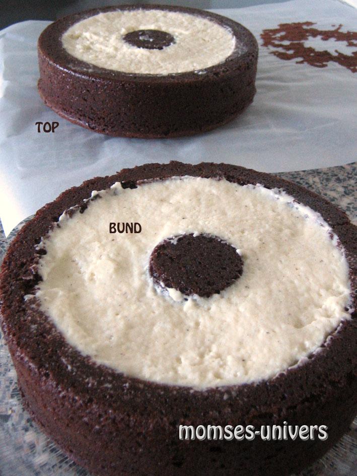 Heart Cake Pan Set