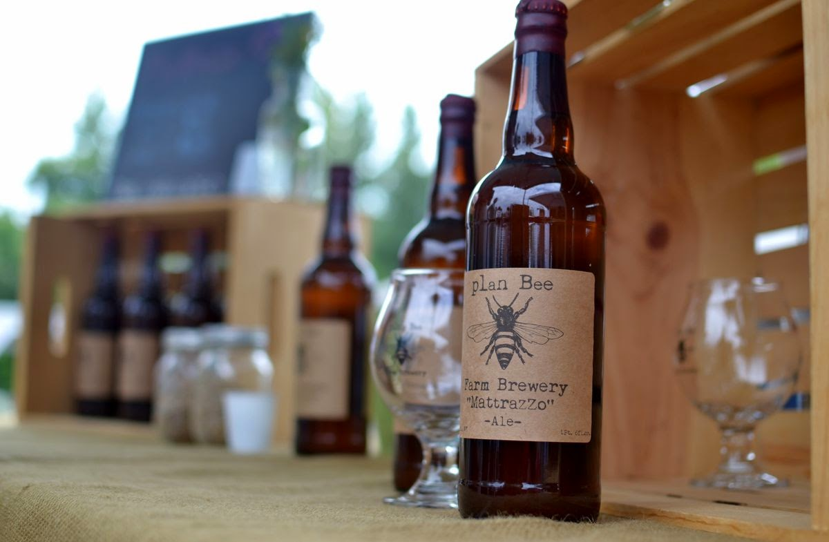Plan Bee Farm Brewery Mattrazzo