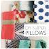 DIY Napkin Pillow Tutorial!
