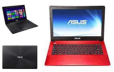 Harga laptop Asus x453m