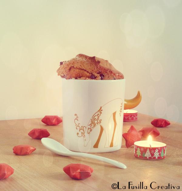 Lemon Mug Cake No Baking Powder