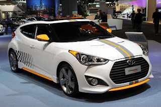 2013 Hyundai Veloster Turbo w