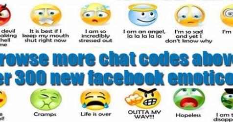 FB Symbols, Chat Emoticons & Text Art Copy Paste Fun - Your Post My ... Facebook Emoticons Code Clap
