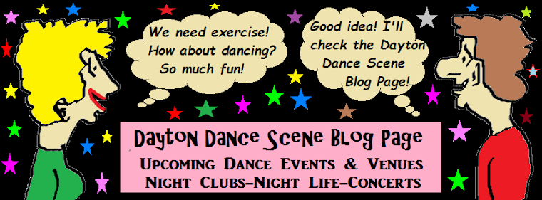 The Dayton Dance Scene Blog Page