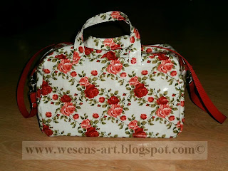 Summer Bag for rainy days 4     wesens-art.blogspot.com