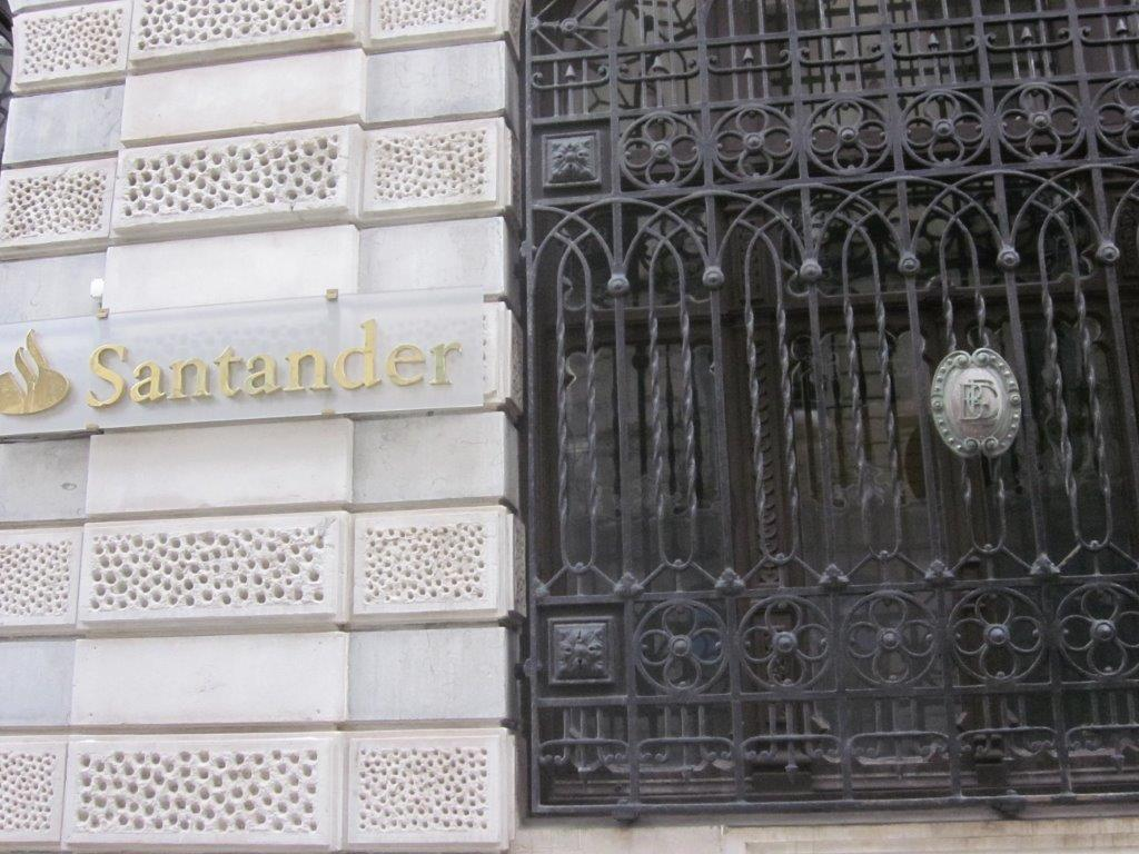 Yo trabaje en banesto oficinas banesto iii santander for Banesto oficinas