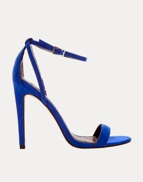 ASOS heeled sandals