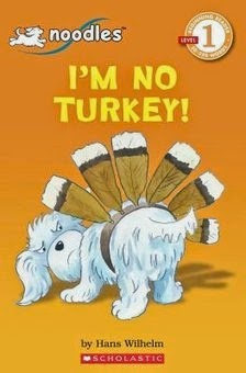 bookcover of  I'M NO TURKEY!  (Scholastic)  by Hans Wilhelm
