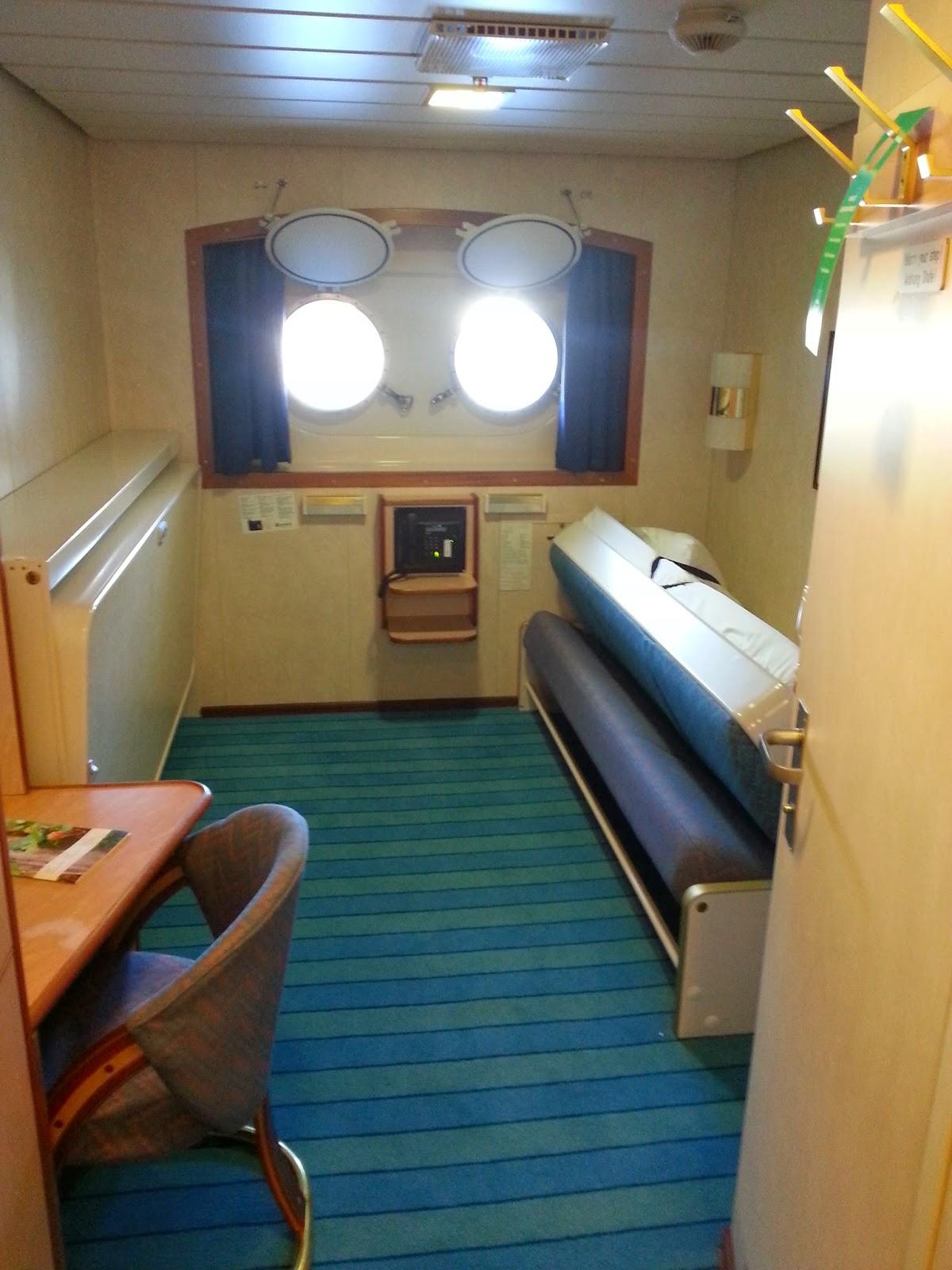 Hurtigruten MS Nordlys - Standard Cabin