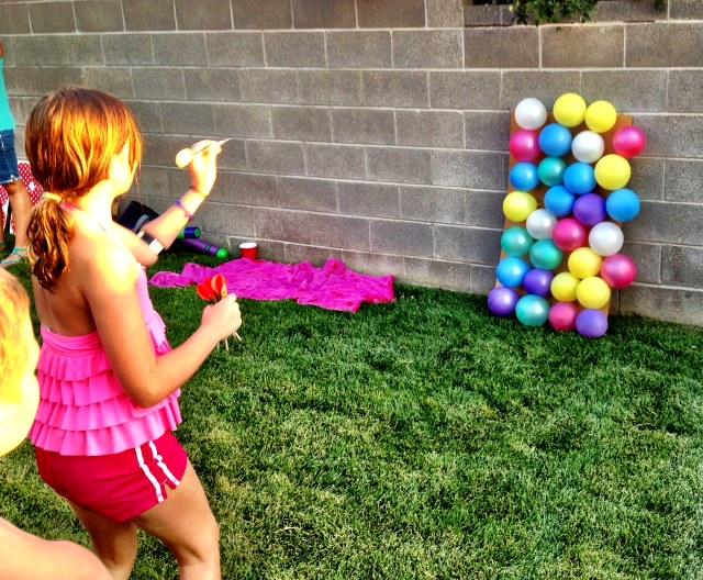 Дартс с воздушными шариками своими руками 20