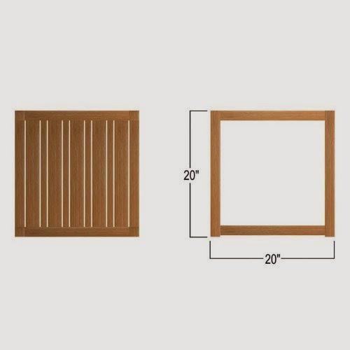 Maya 10pc Teak Conversation Set Outdoor Patio Furniture Sofa