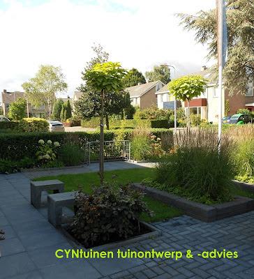 cyntuinen tuinontwerp advies onderhouds en