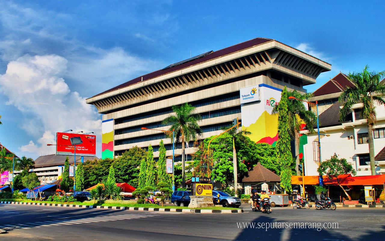 Pusat Telkom Indonesia