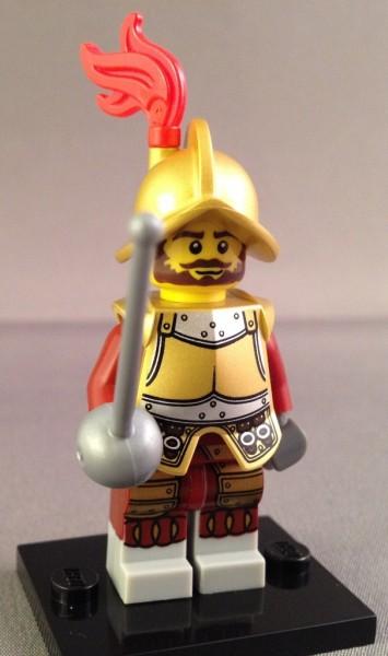 CONQUISTADOR VÍA LEGO