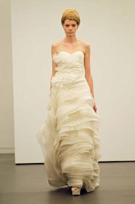 Vera Wang 2013 Gelinlik Modelleri