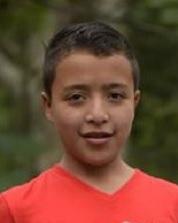 Carlos - Honduras (El Tablon), Age 13