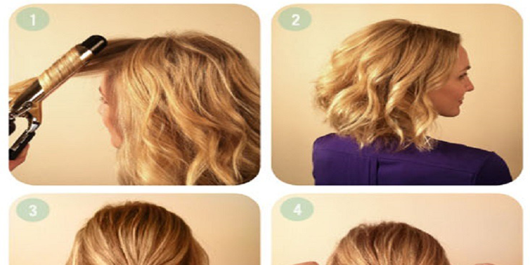 Cute braided hairstyle ideas for short hair emaggy for Accentric salon calgary
