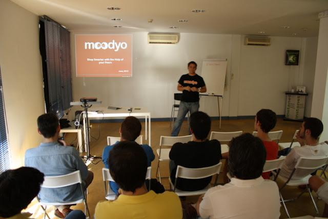 Participantes VII Sevilla Startup Café