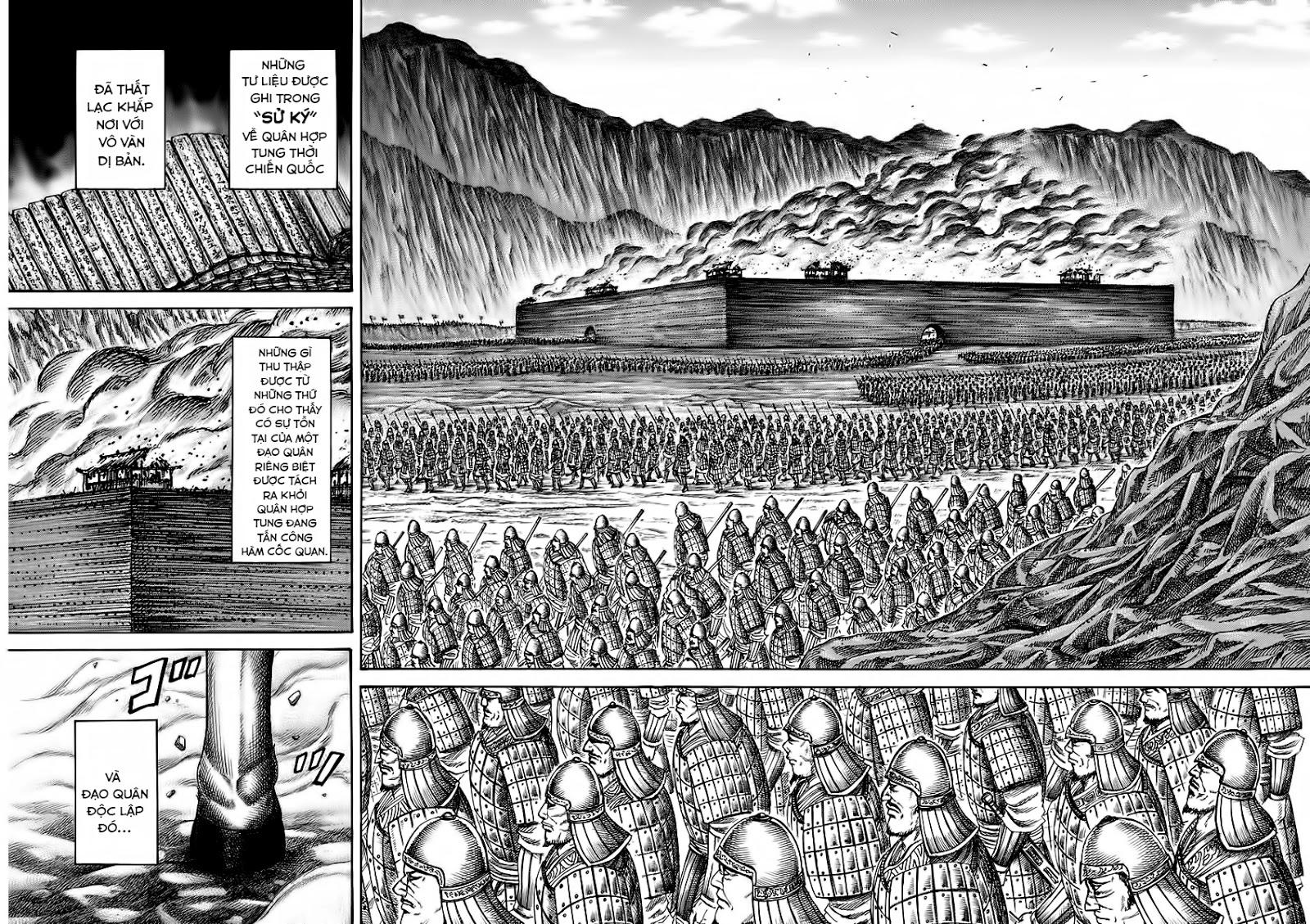 Kingdom – Vương Giả Thiên Hạ (Tổng Hợp) chap 320 page 20 - IZTruyenTranh.com