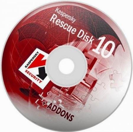 Kaspersky Rescue Disk free download