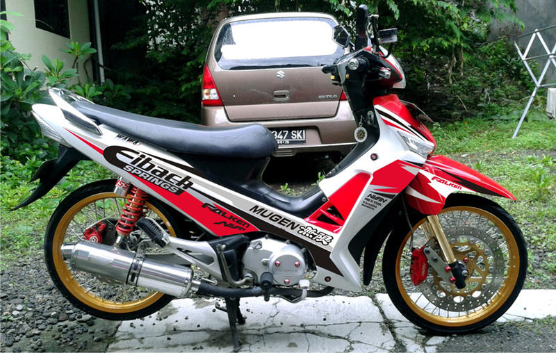 Categories: modifikasi motor honda title=
