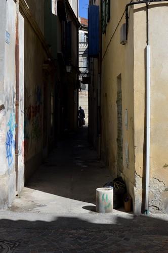 Rue Saint Estève - La Roquette