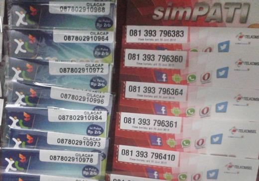 Cara mudah mengetahui nomor ponsel kita