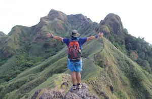 Mt. Batulao's Playground
