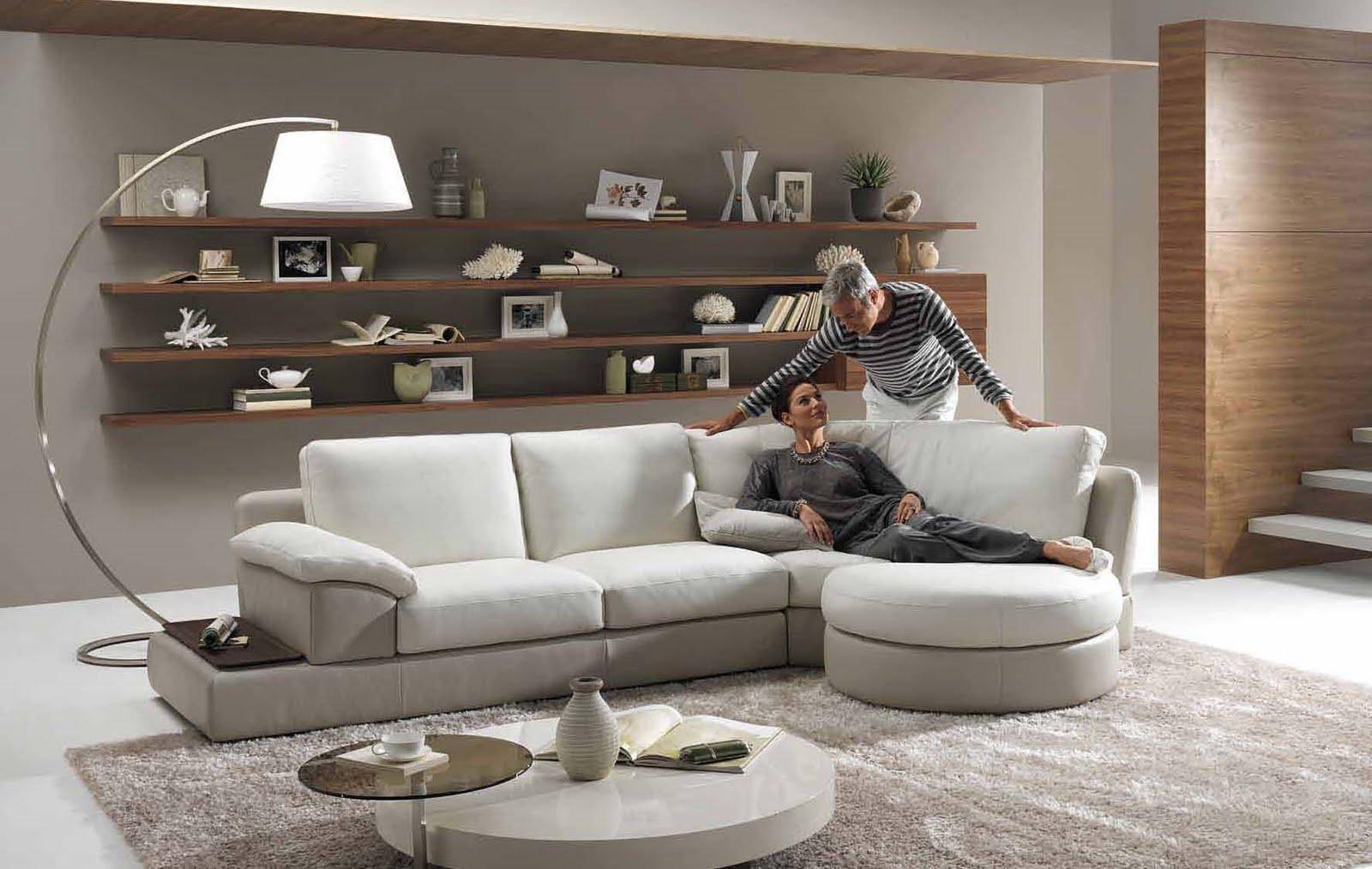 small drawing room interior - Interior Design Living Room Ideas