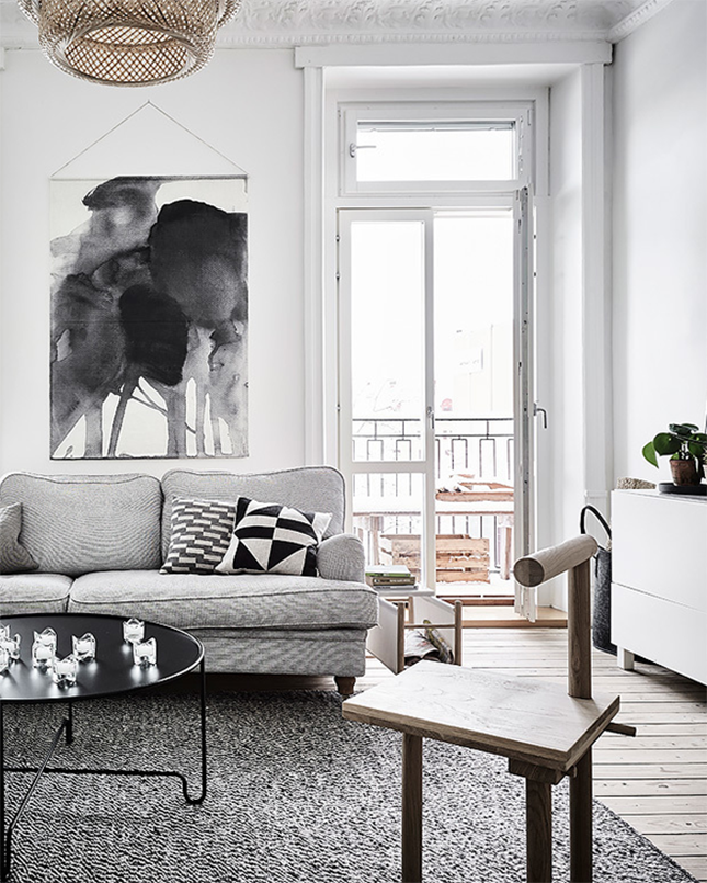 A Typical Scandinavian Apartment