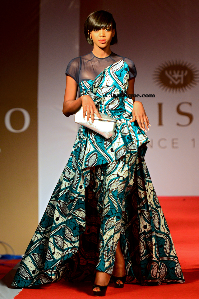 Vlisco fashion show cotonou benin 2012 ciaafrique african fashion beauty style Ciaafrique fashion beauty style