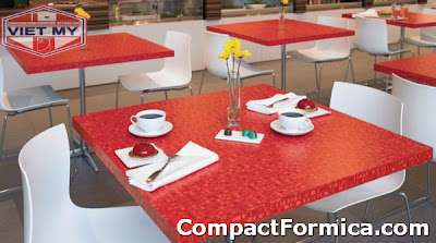 bàn ghế formica cao cấp