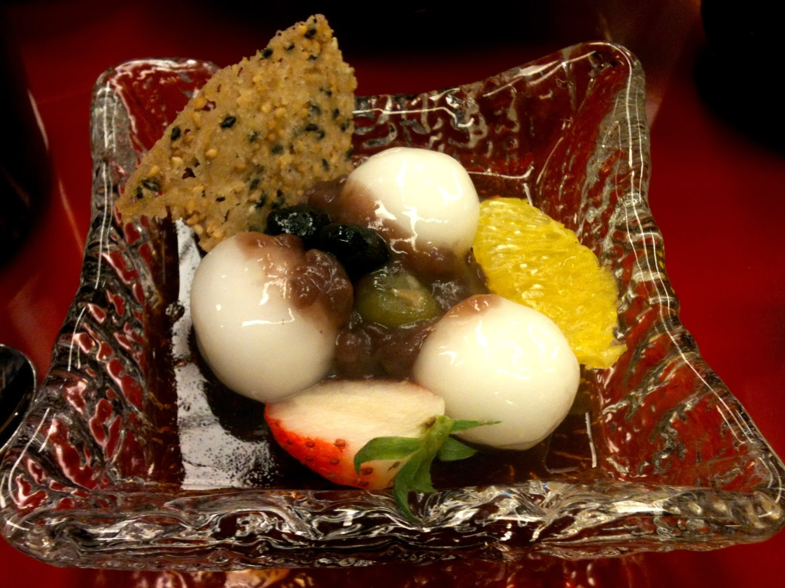 Traditional japanese wedding foods - Traditional Japanese Wedding Ceremony Sweets