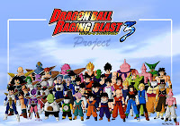 Raging Blast 3 Fanwish Project