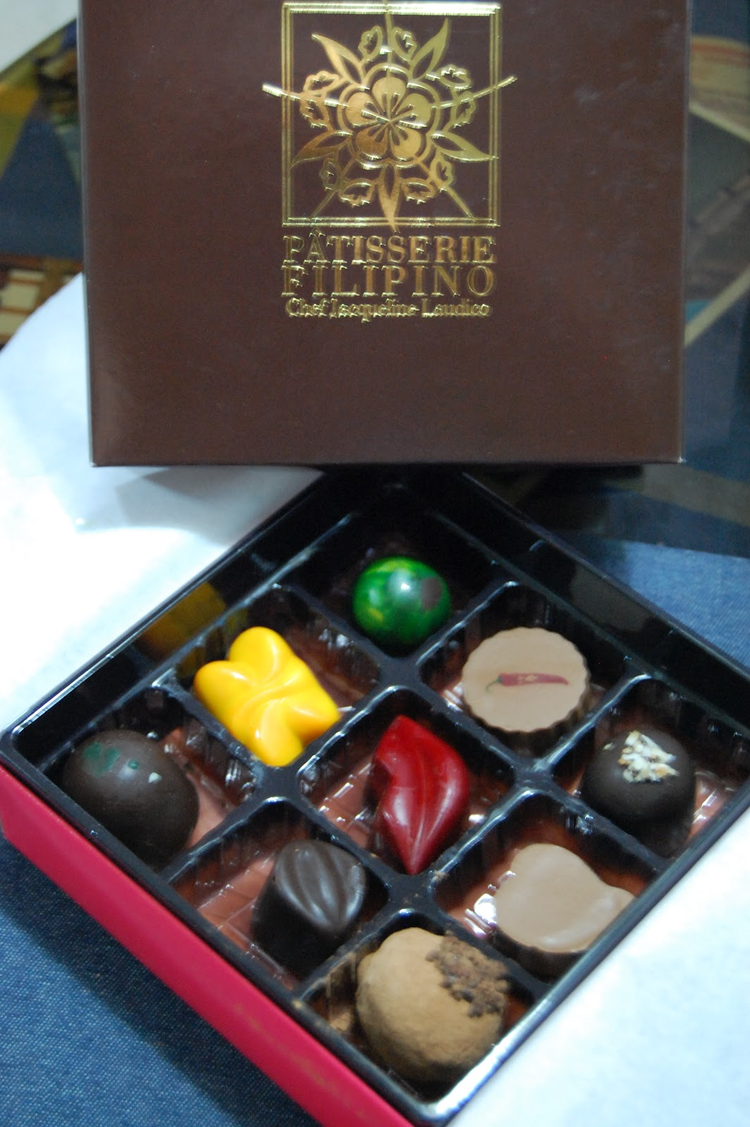 Pinoy Chocophile: Patisserie Filipino by Chef Jacqueline Laudico