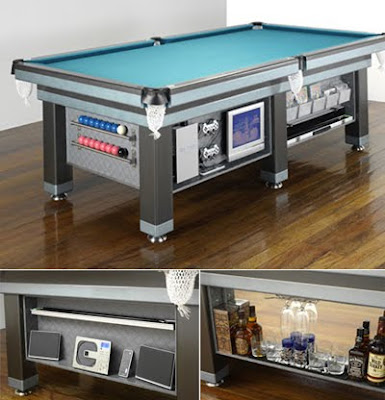 Creative Gadget Tables and Cool Gadget Table Designs (15) 7