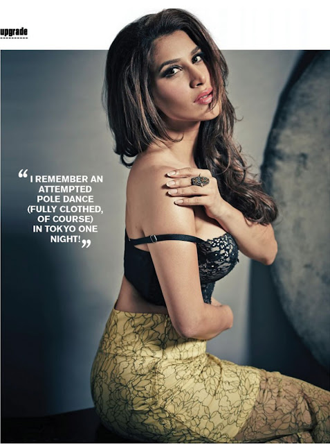 Sophie Choudry Hot poses for FHM magazine HD Photo Shoot