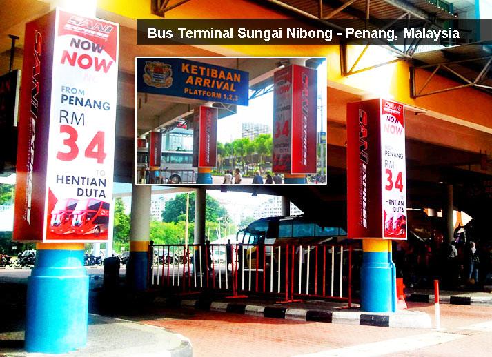 Pusat Perdagangan Nova, Jelutong, Penang. - kenhuntfood.com