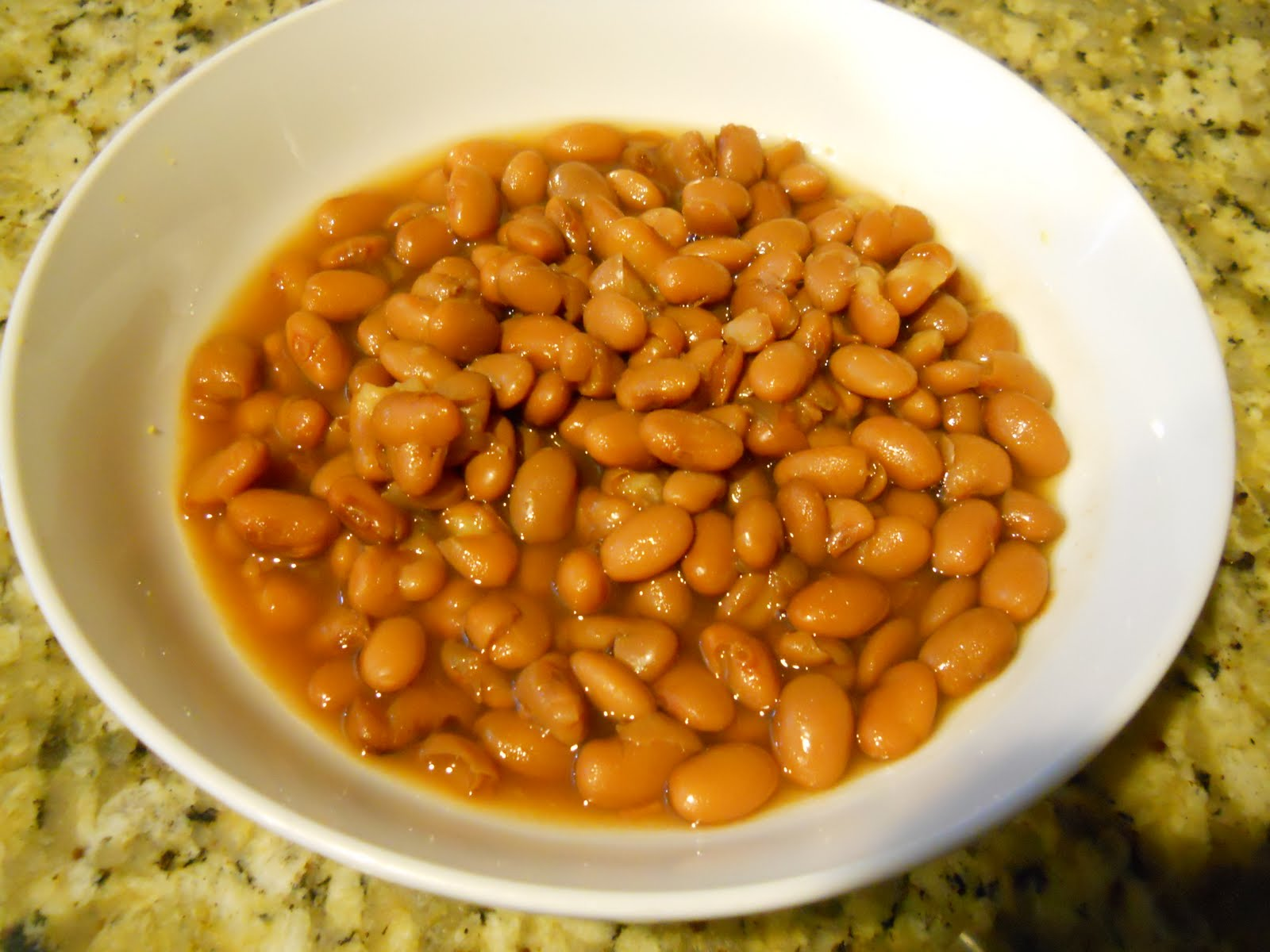 Fergie's Bites: Pressure Cooker Pinto Beans