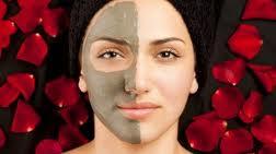 Masca de argila antirid, pentru piele normala, grasa sau cu acnee