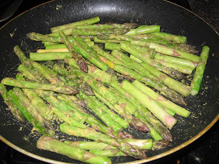 Asparagus with Mustard