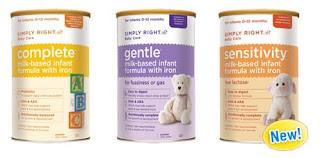 Amostra Gratis Suplemento Alimentar Infantil da Mark(R) Infant