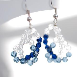 BO-boucle d oreille-perles-bijou-swarovski-bleu