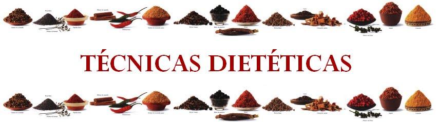 Técnicas Dietéticas