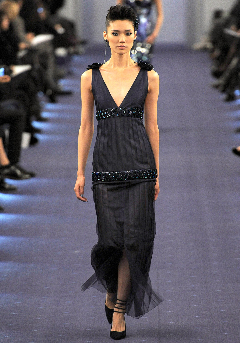 fashion show chanel haute couture spring summer 2012 2